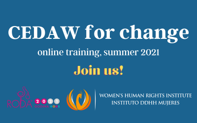Join us online at the WHRI Intensive Program this summer